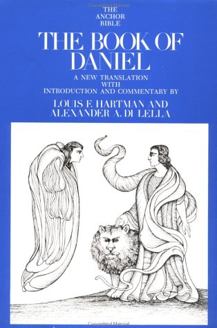 9780385013222: The Book of Daniel (Anchor Bible)