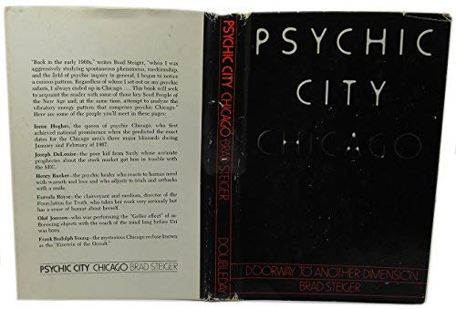 9780385013628: Psychic City, Chicago: Doorway to another dimension