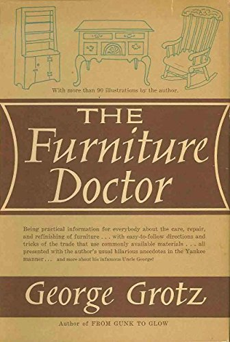 9780385014441: The Furniture Doctor