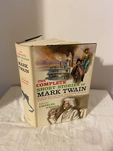 9780385015028: The Complete Short Stories of Mark Twain