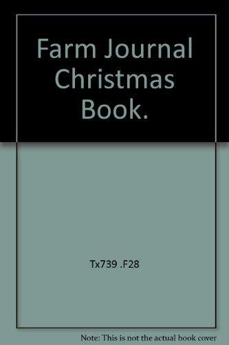 9780385015912: Farm Journal Christmas Book.