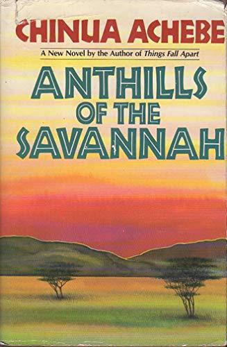 9780385016643: Anthills of the Savannah