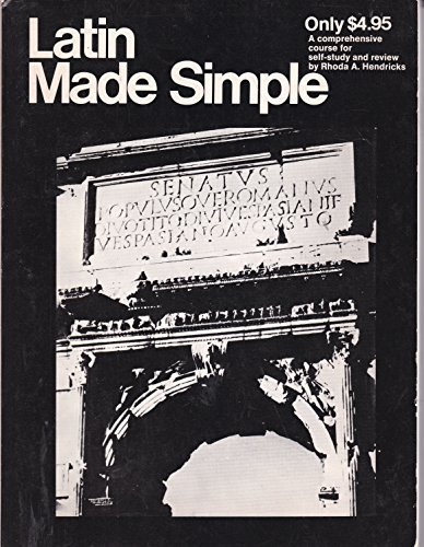 9780385017565: Latin Made Simple