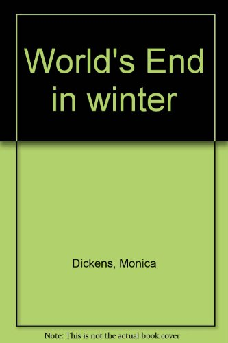 9780385017664: World's End in winter