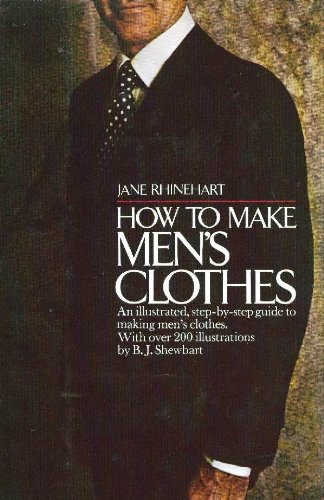9780385018500: How to Make Men's Clothes