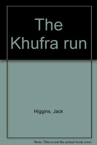 The Khufra Run: Graham, James
