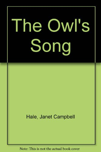 9780385019446: The owl's song