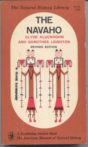 9780385019569: The Navaho