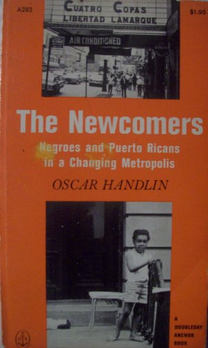 9780385019699: Newcomers