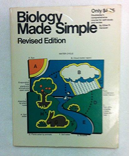 Biology Made Simple (Made simple books): Hanauer, Ethel R.