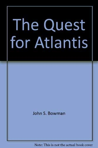 9780385020176: The Quest for Atlantis