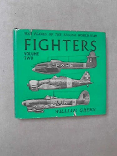 9780385020350: War Planes of the Second World War: Fighters, Vol. 2