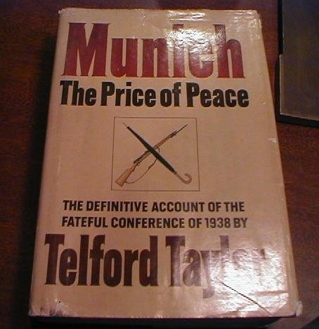 9780385020534: Munich: The Price of Peace