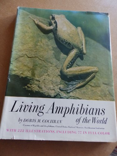 9780385020640: Living Amphibians of the World.