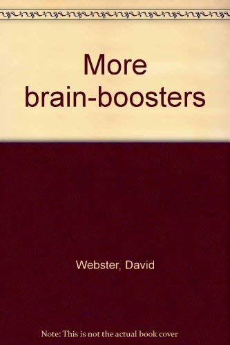 9780385020916: More brain-boosters