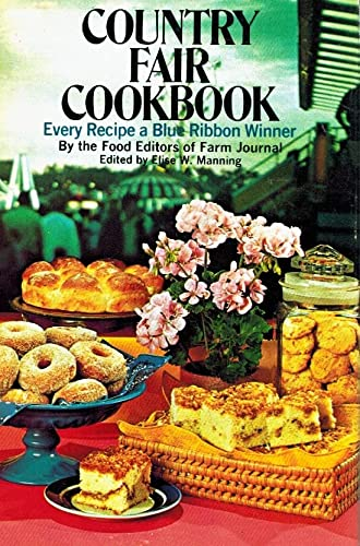 COUNTRY FAIR COOKBOOK Every Recipe a Blue Ribbon Winner
