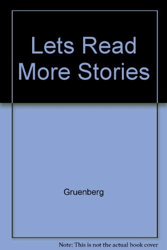 9780385022811: Lets Read More Stories