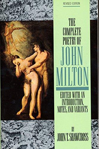 9780385023511: The Complete Poetry of John Milton