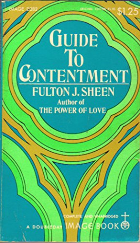 9780385025270: Guide to Contentment