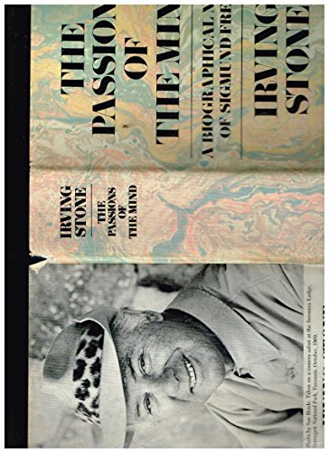 9780385025683: The Passions of the Mind: A Novel of Sigmund Freud