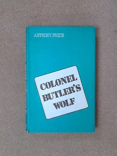 9780385026468: Colonel Butler's wolf