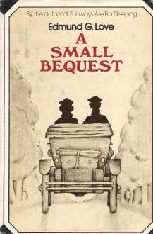A small bequest: Love, Edmund G