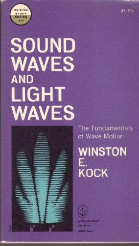Sound Waves and Light Waves: The Fundamentals of Wave Motion: Kock, Winston E.