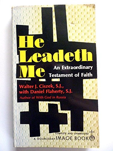 9780385028059: He Leadeth Me