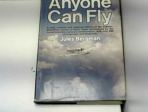9780385028301: Anyone Can Fly