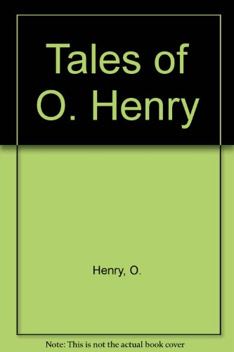 9780385028776: Tales of O. Henry
