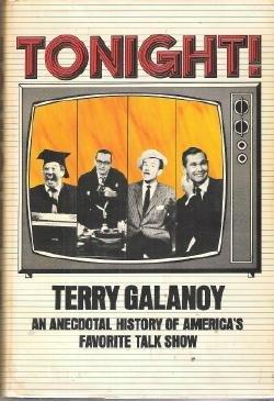 Tonight!: Terry Galanoy