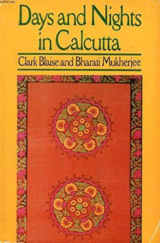 9780385028950: Days and nights in Calcutta