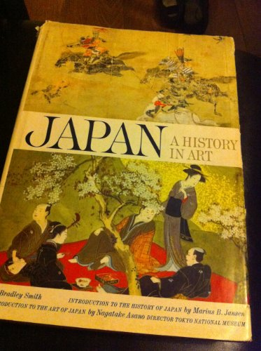 9780385032407: Japan; A History in Art