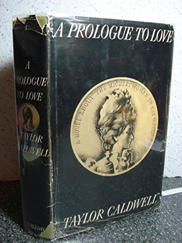 9780385032698: A Prologue to Love