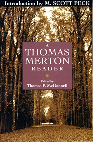 9780385032926: A Thomas Merton Reader: Introduction by M. Scott Peck