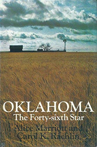 Oklahoma, the forty-sixth star: Marriott, Alice Lee