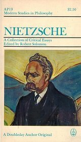 9780385033442: Nietzsche: A Collection of Critical Essays (Modern Studies in Philosophy)