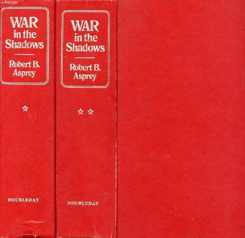 9780385034708: War in the shadows;: The guerrilla in history,