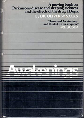 9780385035620: Awakenings,