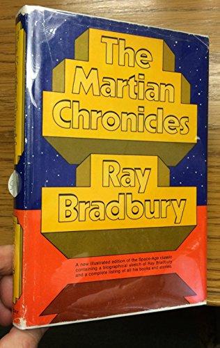 The Martian Chronicles: Bradbury, Ray (illus. by Karel Thole, extra text by William F. Nolan)