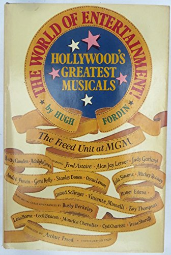 9780385039659: The World of Entertainment!: Hollywood's Greatest Musicals