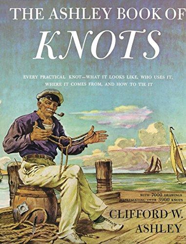 Ashley Book of Knots (Hardback): Clifford Warren Ashley
