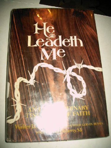 9780385040518: He Leadeth Me: An Extraordinary Testament of Faith