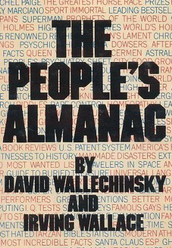 9780385041867: The People's Almanac