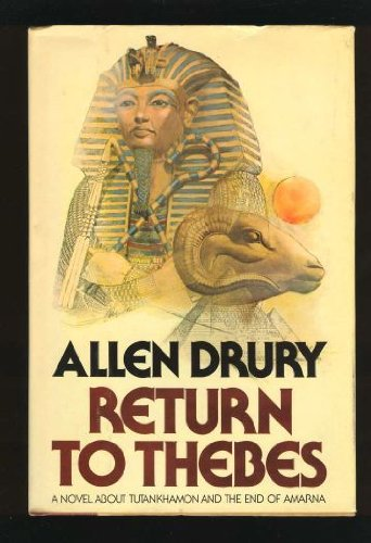 9780385041997: Return to Thebes