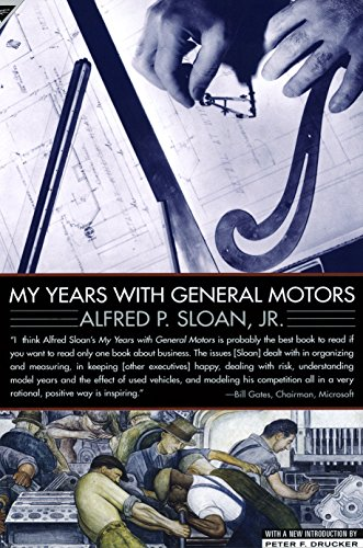9780385042352: My Years with General Motors