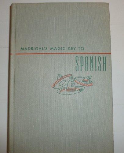 9780385042734: Madrigal's Magic Key to Spanish
