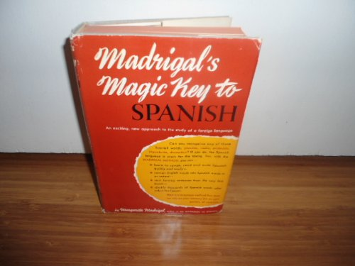 9780385042734: Madrigal's Magic Key to Spanish