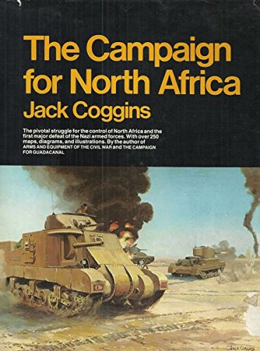 9780385043519: The Campaign for North Africa
