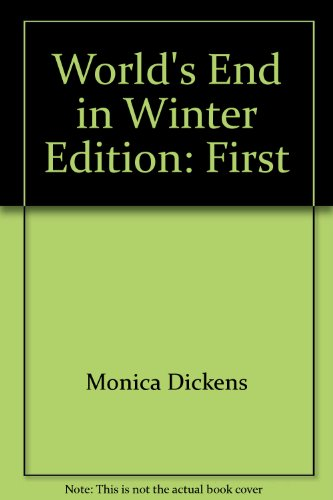 World's End in winter (0385043643) by Monica Dickens